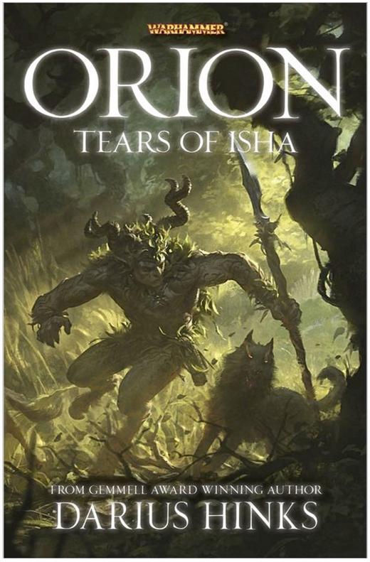 Orion Tears of Isha